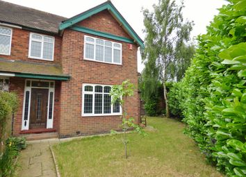 Thumbnail 4 bed semi-detached house to rent in The Chesils, Styvechale, Coventry