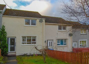 Thumbnail 2 bed terraced house for sale in 331 Braehead, Alexandria