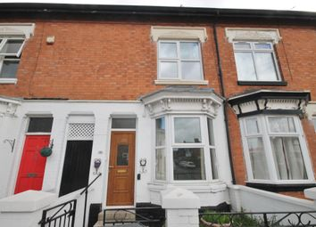 Thumbnail 2 bed terraced house for sale in Fosse Road North, West End, Leicester