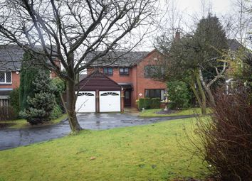 Thumbnail 4 bed detached house for sale in Salisbury Grove, Wylde Green, Sutton Coldfield