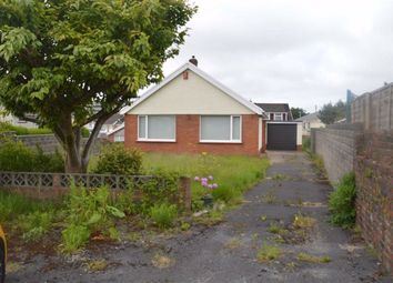 3 bed detached bungalow for sale in Middle Road, Swansea SA5