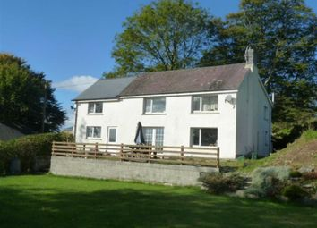 Thumbnail 4 bed detached house for sale in Frondeg, Bontnewydd, Aberystwyth, Ceredigion
