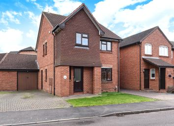 Thumbnail 4 bed link-detached house for sale in Hamlet Street, Warfield, Berkshire