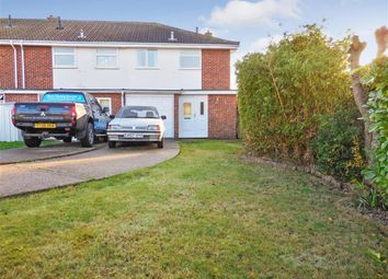 Thumbnail 3 bed end terrace house for sale in Links Road, Deal, Kent