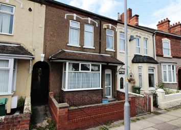 Thumbnail 4 bed terraced house for sale in Abbey Road, Grimsby, South Humberside