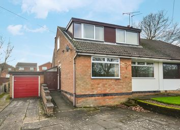 Thumbnail 3 bed semi-detached bungalow for sale in Staverton Close, Mount Nod, Coventry