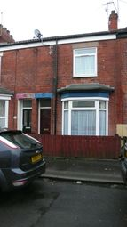 Thumbnail 2 bed terraced house to rent in Mersey Street, Hull