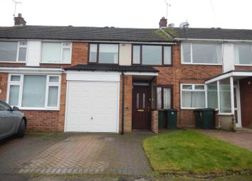 Thumbnail 3 bedroom terraced house for sale in The Glade, Broad Lane, Coventry