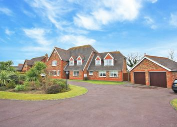 Thumbnail 5 bedroom detached house for sale in Skylark Meadows, Fareham