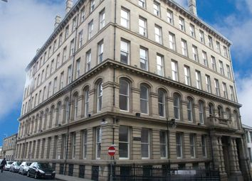 2 bed flat to rent in Behrens Warehouse, 26 East Parade, Bradford, West Yorkshire BD1