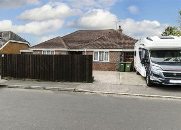 Thumbnail 3 bed detached bungalow for sale in Rogers Road, Bishopstoke, Eastleigh, Hampshire