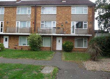 Thumbnail 2 bedroom maisonette for sale in Coleridge Crescent, Colnbrook, Slough