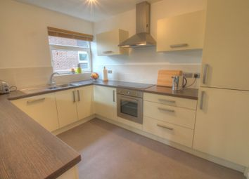 Thumbnail 3 bed flat for sale in Woodville Court, Roundhay, Leeds