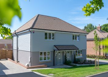 Thumbnail 2 bed semi-detached house for sale in Bluebell Meadow, Wisborough Green