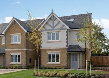 Thumbnail 4 bed semi-detached house for sale in Plot 24, Compass Fields, Bucks Avenue, Watford