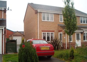 Thumbnail 3 bed semi-detached house to rent in Kirkby Avenue, Selby