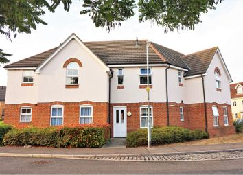 Thumbnail 2 bed flat for sale in Barbour Green, Wickford