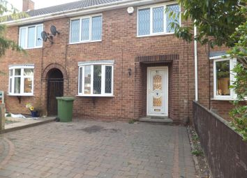 Thumbnail 3 bed terraced house to rent in Southwold Crescent, Scartho, Grimsby