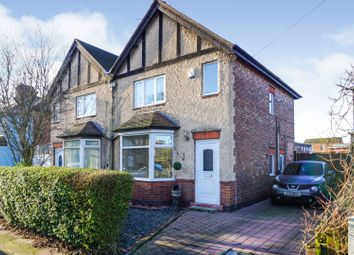 3 bed semi-detached house for sale in Chesterfield Avenue, Long Eaton, Nottingham NG10