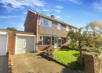 Thumbnail 3 bed semi-detached house for sale in Newlands, North Shields, Tyne And Wear