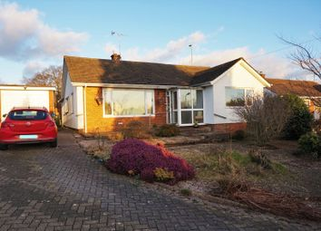 Thumbnail 2 bed detached bungalow for sale in Ashford Close North, Cwmbran