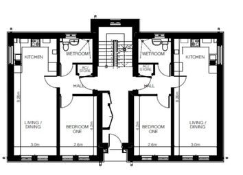 Thumbnail 1 bedroom flat for sale in Charles King Court, Shifnal