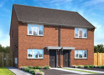 Thumbnail 2 bedroom detached house for sale in The Halstead, Gibside, Chester-Le-Street, County Durham
