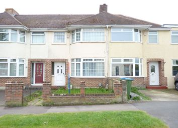 Thumbnail 3 bedroom terraced house for sale in Mill Road, Fareham
