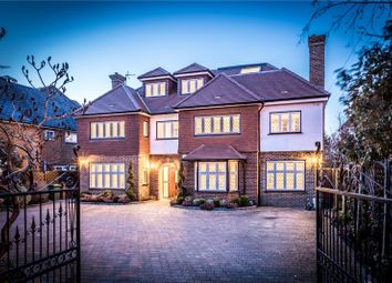 The Crescent, Cheam, Sutton SM2. 6 bed detached house for sale
