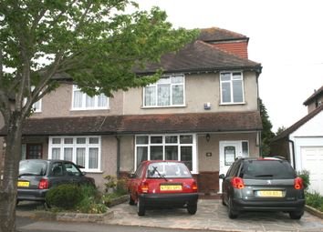 Thumbnail 4 bed semi-detached house for sale in Sunningdale Road, Cheam