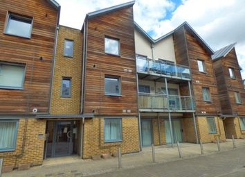Thumbnail 1 bed flat for sale in Quayside Drive, Colchester, Essex