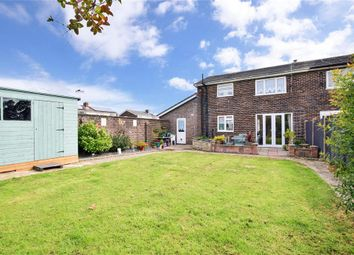 Thumbnail 3 bedroom semi-detached house for sale in Cameron Close, Newport, Isle Of Wight