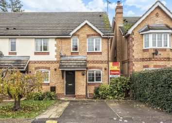 Thumbnail 2 bed semi-detached house to rent in Rivets Close, Aylesbury