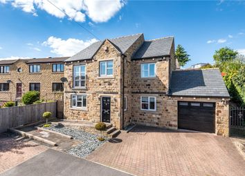 Thumbnail 4 bed detached house for sale in Nab Lane, Mirfield, West Yorkshire