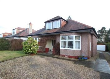 Thumbnail 4 bed bungalow for sale in Hazelwood Avenue, Newton Mearns, East Renfrewshire