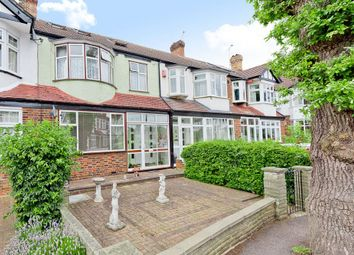 Thumbnail 4 bed terraced house for sale in Cannon Close, Raynes Park, London