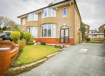Thumbnail 3 bed semi-detached house for sale in York Crescent, Blackburn