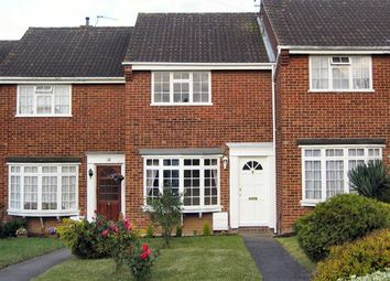 Thumbnail 2 bed terraced house for sale in Chester Close, Strood, Rochester