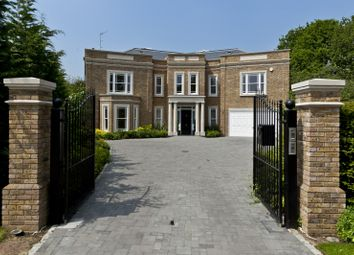 Thumbnail 6 bed detached house for sale in Ireton Avenue, Walton-On-Thames