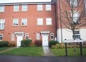 Thumbnail 3 bed town house for sale in Johnsons Road, Fernwood, Newark