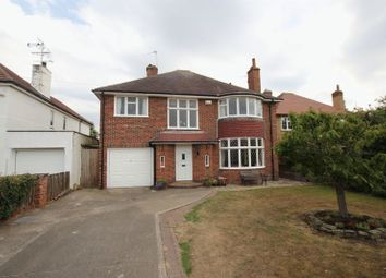 Thumbnail 4 bed detached house for sale in Forest Road, Meols, Wirral