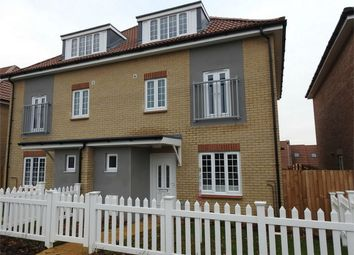 Thumbnail 4 bed town house for sale in London Road, Downham Market
