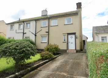 Thumbnail 2 bedroom semi-detached house for sale in Suncroft, Crosby, Maryport