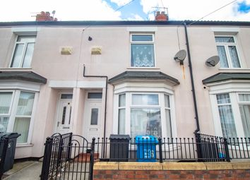 Thumbnail 2 bed terraced house to rent in Aylesford Street, Hull