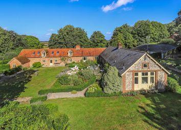 Northwood Park, Sparsholt, Winchester, Hampshire SO21. 5 bed barn conversion for sale