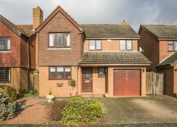 Thumbnail 4 bed detached house for sale in Priestley Drive, Larkfield, Aylesford