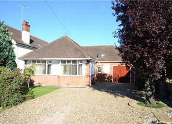 Thumbnail 3 bedroom detached bungalow for sale in Highdown Avenue, Emmer Green, Reading