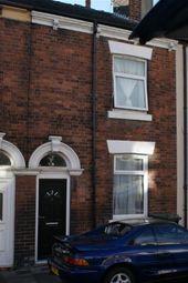 Thumbnail 2 bedroom terraced house to rent in Riley Street North, Burslem, Stoke-On-Trent