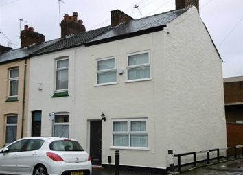 Thumbnail 2 bedroom terraced house for sale in Moseley Avenue, Wallasey, Wirral
