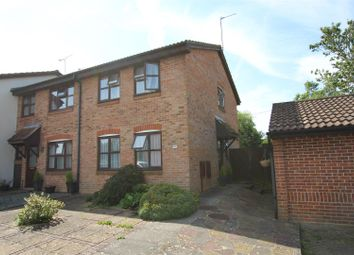 Thumbnail 3 bed end terrace house to rent in The Wickets, Burgess Hill